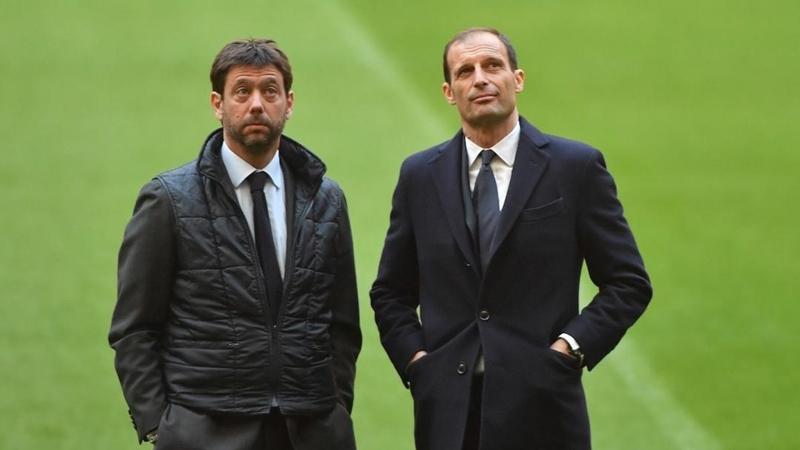 Allegri tiết lộ những điều ông đã nói với ban lãnh đạo Juventus - Bóng Đá