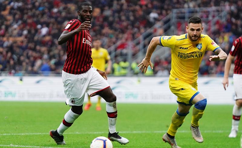 Thấy gì qua chiến thắng của AC Milan trước Frosinone? - Bóng Đá