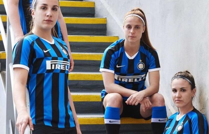 Lộ diện trang phục của Inter Milan vào mùa giải 2019 – 2020 - Bóng Đá
