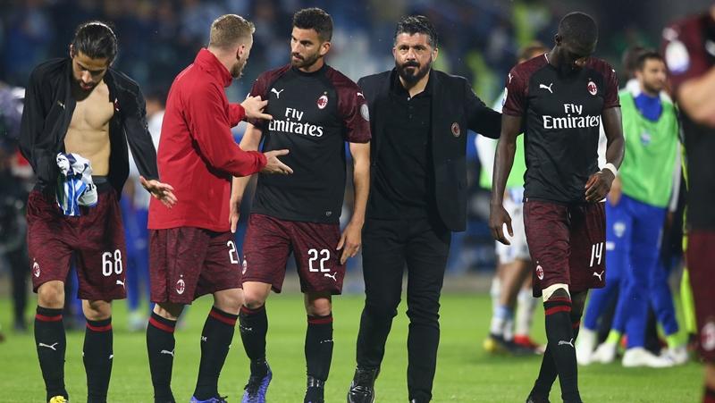 Đánh bại SPAL, AC Milan vẫn không thể lọt vào tốp 4 - Bóng Đá