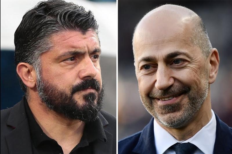 """Chia tay Gattuso, """"sếp lớn"""" AC Milan nói điều bất ngờ - Bóng Đá"""