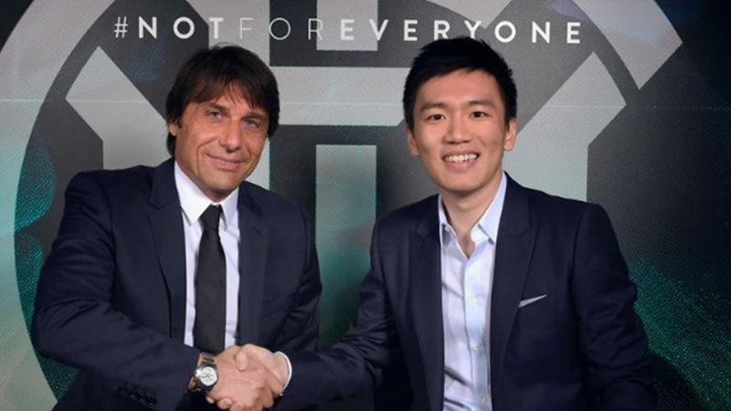 CHÍNH THỨC: Antonio Conte trở thành HLV của Inter Milan - Bóng Đá