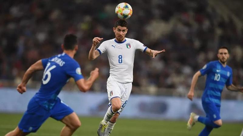Đại thắng Hy Lạp và đây là điều HLV Italia nói về sao Chelsea - Bóng Đá