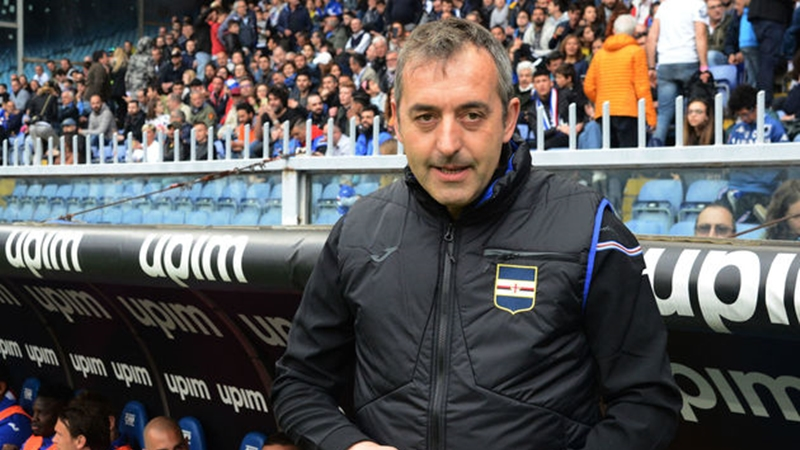 CHÍNH THỨC: Marco Giampaolo rời Sampdoria, chuẩn bị đến AC Milan - Bóng Đá