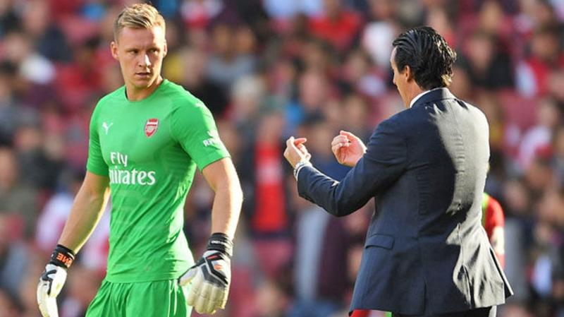 Góc Arsenal: Bây giờ, thủ môn lại là nỗi lo của Unai Emery - Bóng Đá