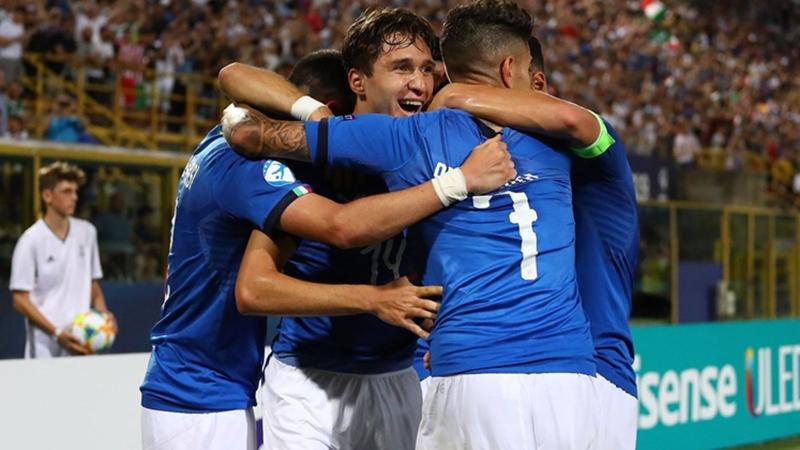 U21 Italia tập  - Bóng Đá