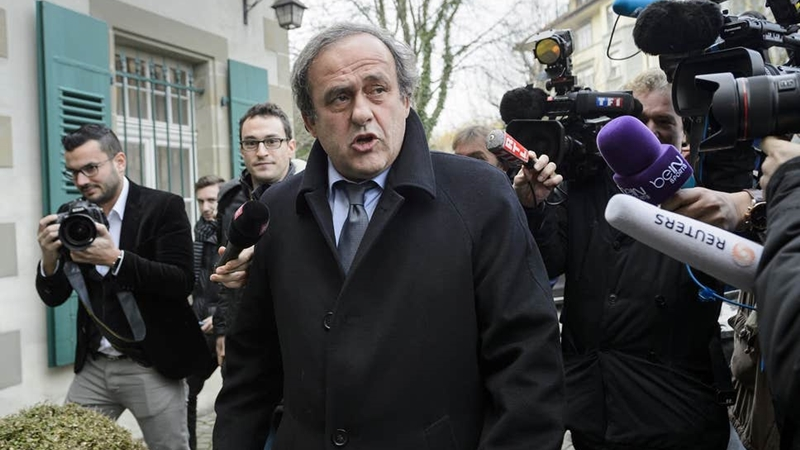 SỐC: Michel Platini bị bắt vì trao quyền đăng cai World Cup 2022 cho Qatar - Bóng Đá