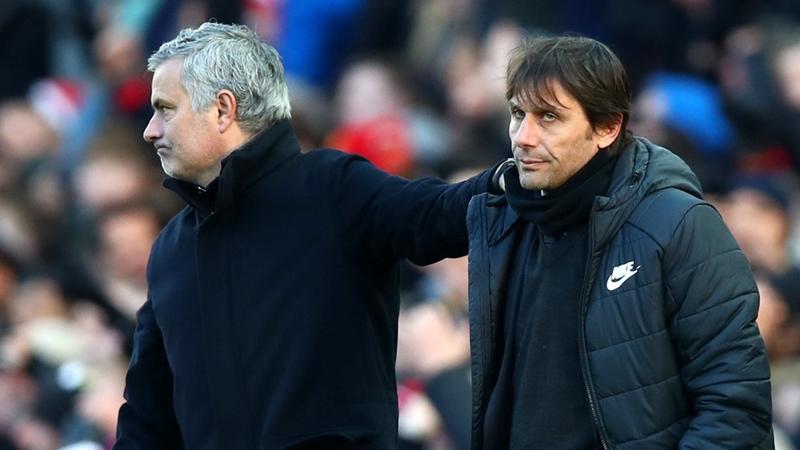 Conte giống Mourinho - Bóng Đá