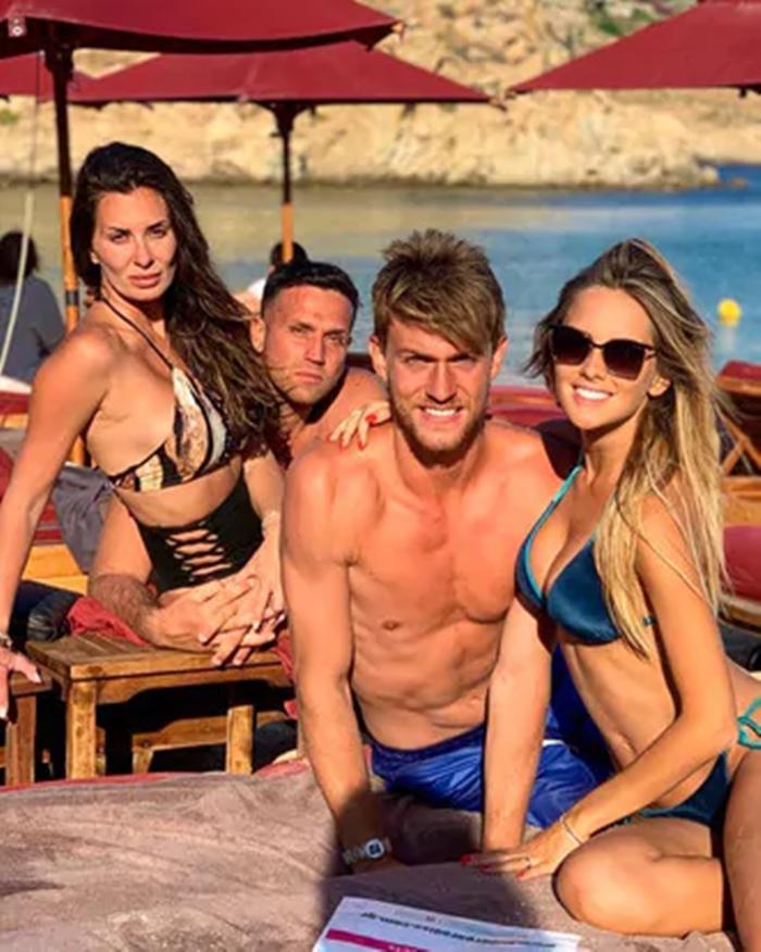 Mùa hè của sao Serie A: Totti, Immobile,... - Bóng Đá