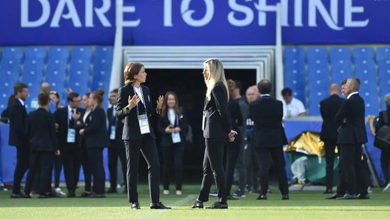Nữ Italia World Cup - Bóng Đá