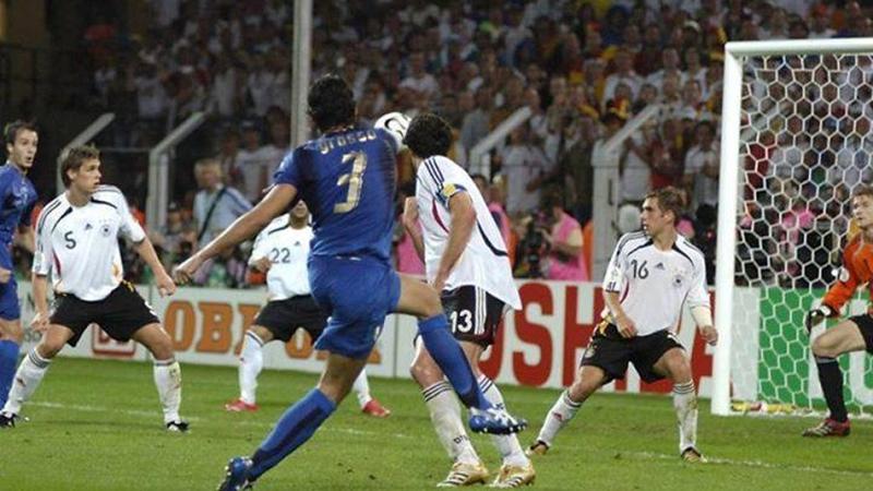 Ngày này năm 2006: Italia đánh bại Đức - Bóng Đá