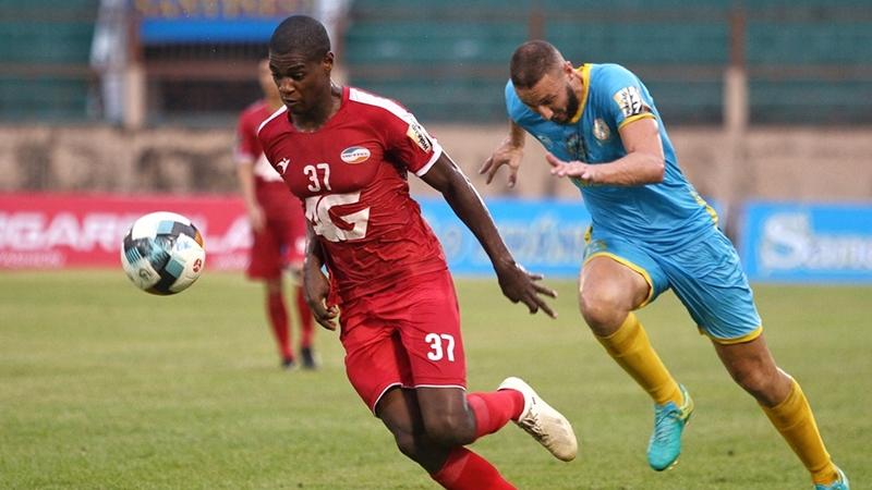 Trước thềm lượt về V-League: CLB Viettel và bài học Francois Endene - Bóng Đá