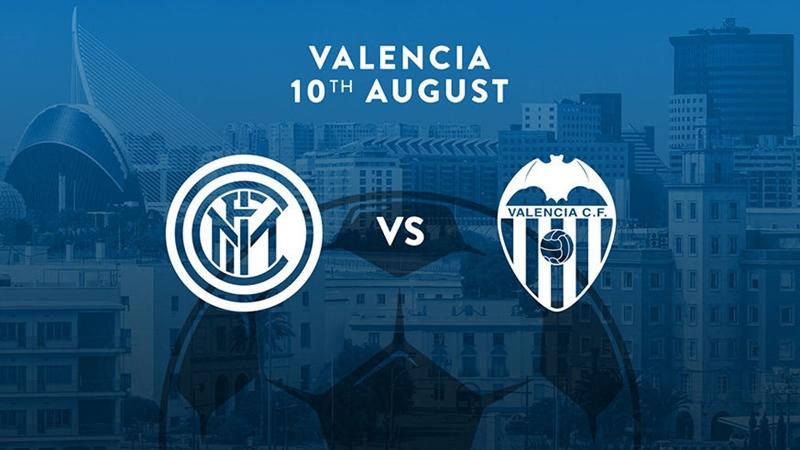 Inter Milan chạm trán Valencia - Bóng Đá