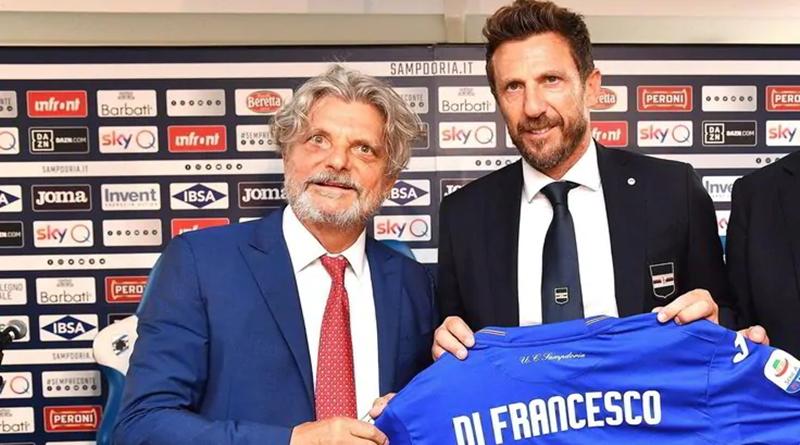 Di Francesco ra mắt Sampdoria - Bóng Đá
