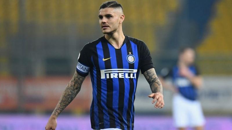 De Laurentiis nói về Icardi và Inter Milan - Bóng Đá