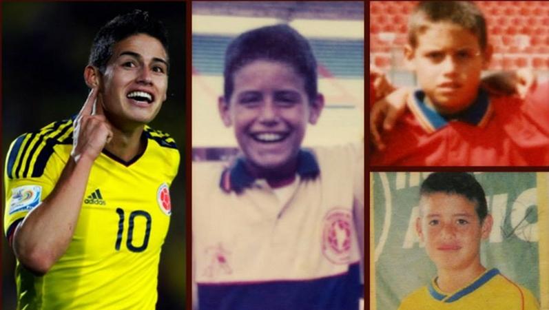 Sự nghiệp của James Rodriguez - Bóng Đá