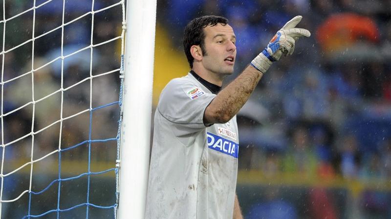 Samir Handanovic, người khiến Conte