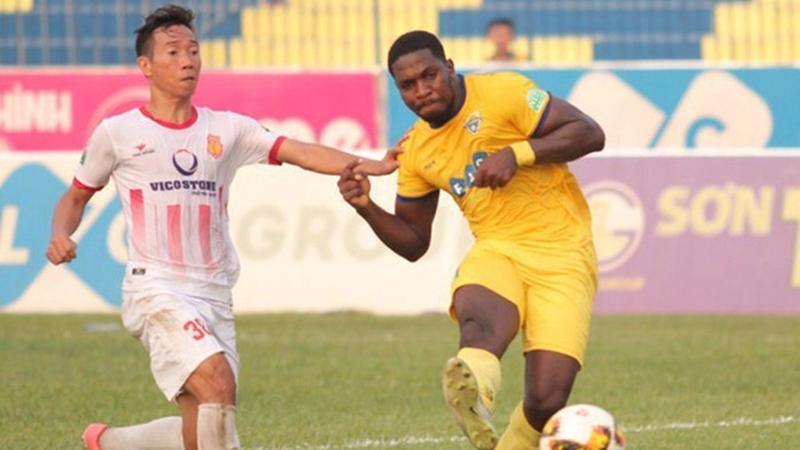 Vòng 16 V-League: DNH Nam Định sẽ tiếp tục bay cao? - Bóng Đá
