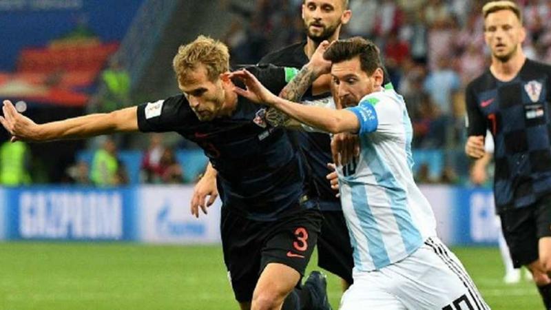 """Ivan Strinic: Từ nhà á quân World Cup 2018 đến """"người thừa"""" của AC Milan. - Bóng Đá"""