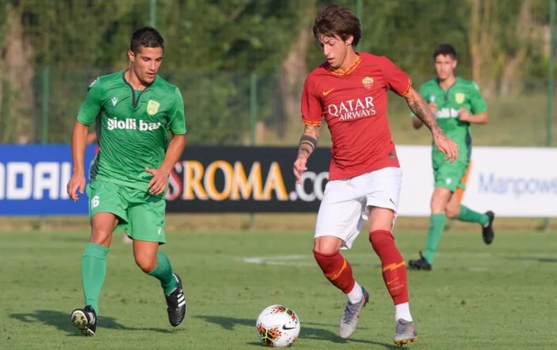 Ảnh trận AS Roma 12-0 - Bóng Đá