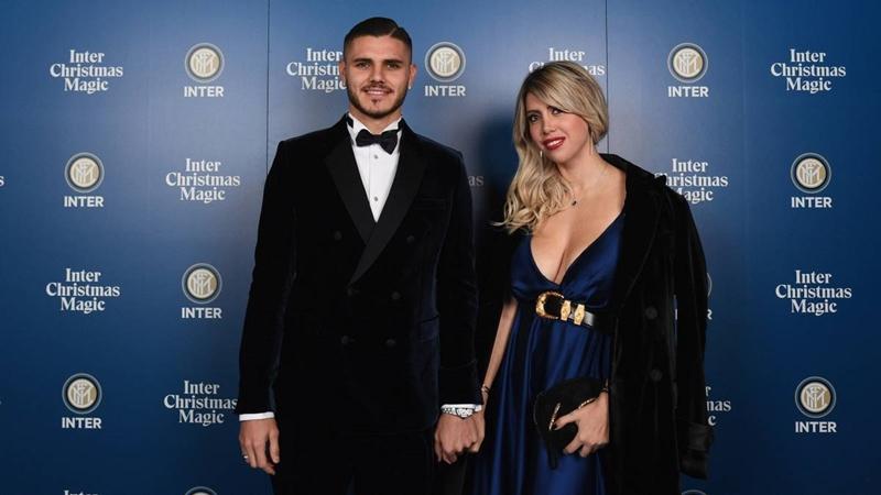Vợ Mauro Icardi cần có bạn trai mới - Bóng Đá