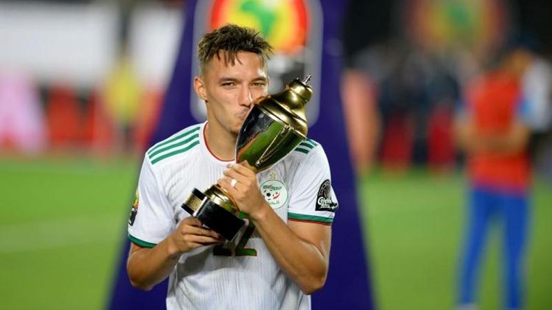 Bennacer giành giải cầu thủ xuất sắc nhất CAN 2019: Tin vui cho AC MIlan - Bóng Đá