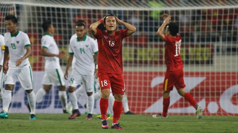Đội tuyển Việt Nam: Đừng coi thường Indonesia! - Bóng Đá