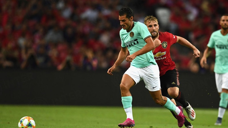 Candreva thừa nhận 1 điều sau trận thua Man Utd - Bóng Đá