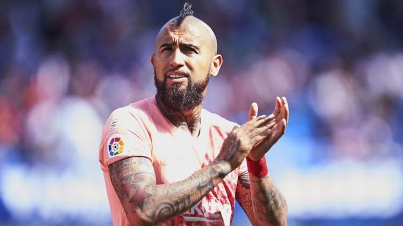 Antonio Conte muốn có Arturo Vidal - Bóng Đá