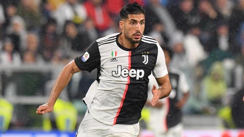 Emre Can nói về tương lai tại Juventus - Bóng Đá