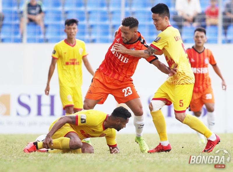 Vòng 18 V-League: DNH Nam Định nối lại chuỗi ngày vui - Bóng Đá