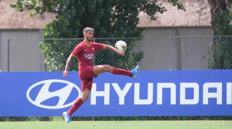 Ảnh trận AS Roma - Rieti - Bóng Đá