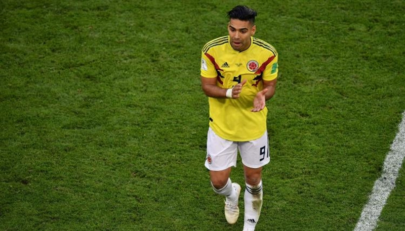 AS Roma mua Radamel Falcao - Bóng Đá