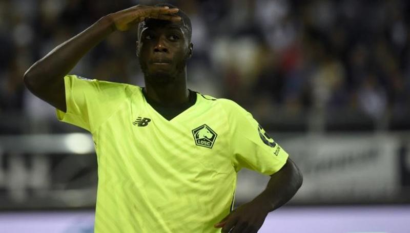 Chỉ vì 5 triệu euro, Napoli để mất Nicolas Pepe vào tay Arsenal - Bóng Đá