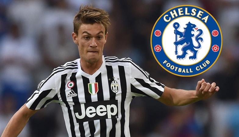 Daniele Rugani, chàng trai của Juventus từng khiến Chelsea sốt sắng - Bóng Đá