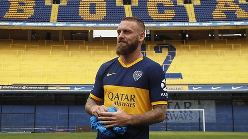 De Rossi lí giải quyết định chọn Boca Juniors - Bóng Đá