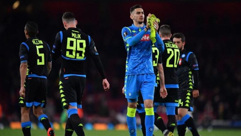 thủ môn Napoli - Alex Meret nói về Buffon - Bóng Đá