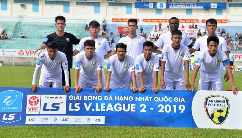 An Giang và khát vọng thăng hạng V-League 2020 - Bóng Đá