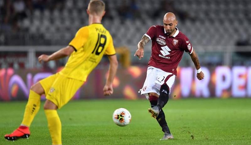 Ảnh trận Shakhtyor - Torino - Bóng Đá