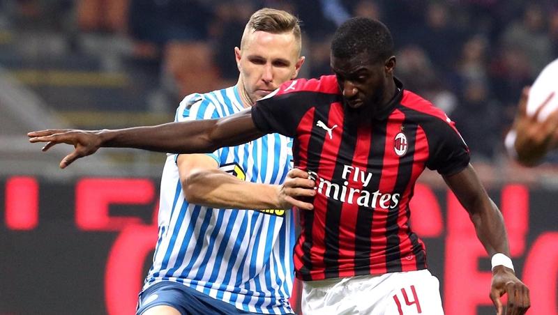 Tiemoue Bakayoko: Ngôi sao tại AC Milan,
