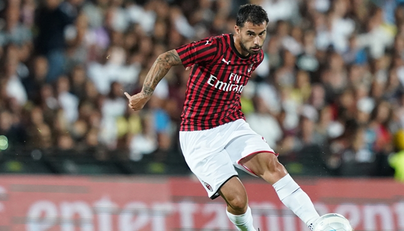 Ảnh trận Cesena - AC Milan - Bóng Đá