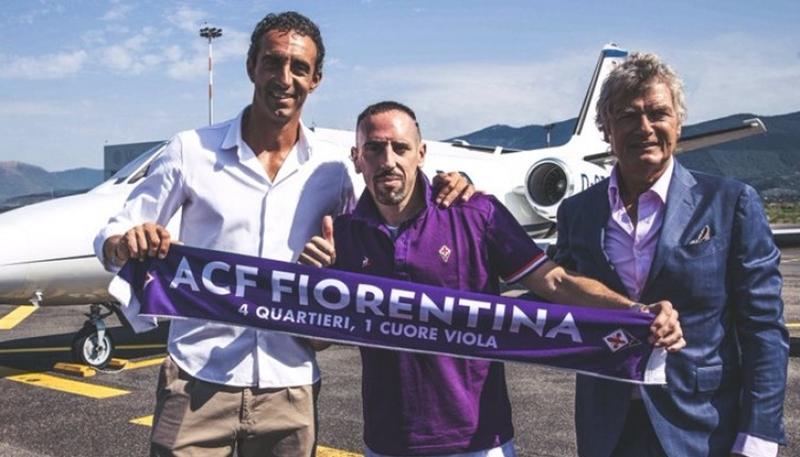 Luca Toni nói về việc Ribery đến Fiorentina - Bóng Đá