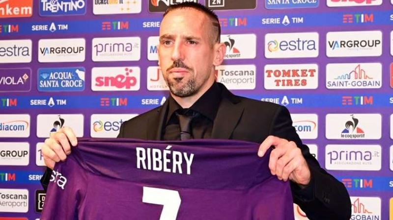 Franck Ribery không muốn làm đối thủ của Ronaldo - Bóng Đá