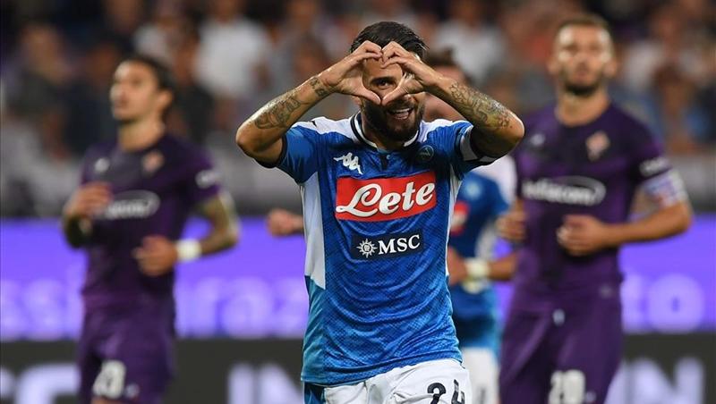 Ảnh trận Fiorentina - Napoli - Bóng Đá