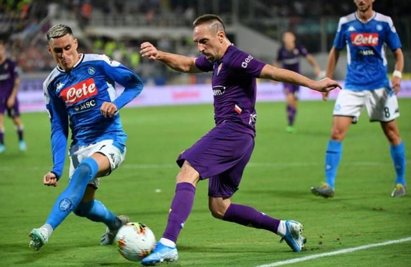 """2 điều rút ra sau trận Fiorentina 3-4 Napoli: Cơ hội nào cho """"bom tấn"""" 42 triệu euro? - Bóng Đá"""
