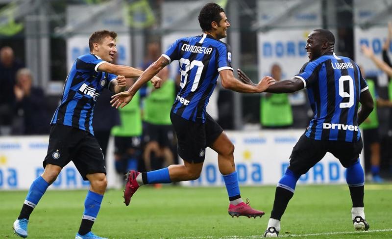 Ảnh trận Inter Milan 4-0 Lecce - Bóng Đá