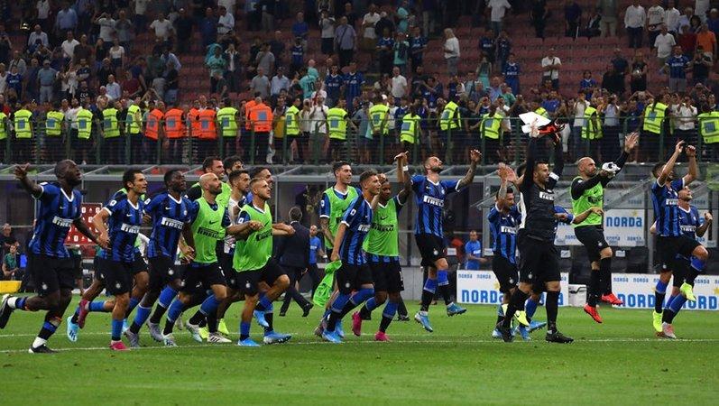 Vòng 2 Serie A: Inter Milan tiếp tục bay cao? - Bóng Đá