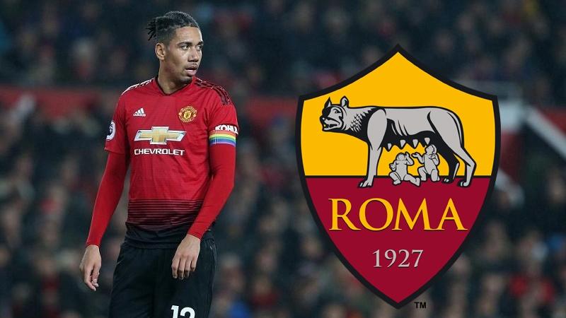 AS Roma có hàng phòng ngự Premier League: Zappacosta - Smalling - Fazio - Kolarov (Santon) - Bóng Đá