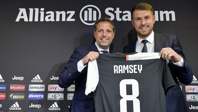 Tiết lộ 7 cái tên của Juventus không được tham dự Champions League: Ramsey, Perin, Pjaca, Matuidi, Mandzukic, Can, Chiellini - Bóng Đá