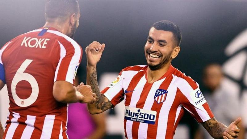 Angel Correa: Nạn nhân của Atletico Madrid - Bóng Đá